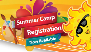 Summer Camp Registration Now Available
